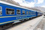 Eisenbahn von Perurail