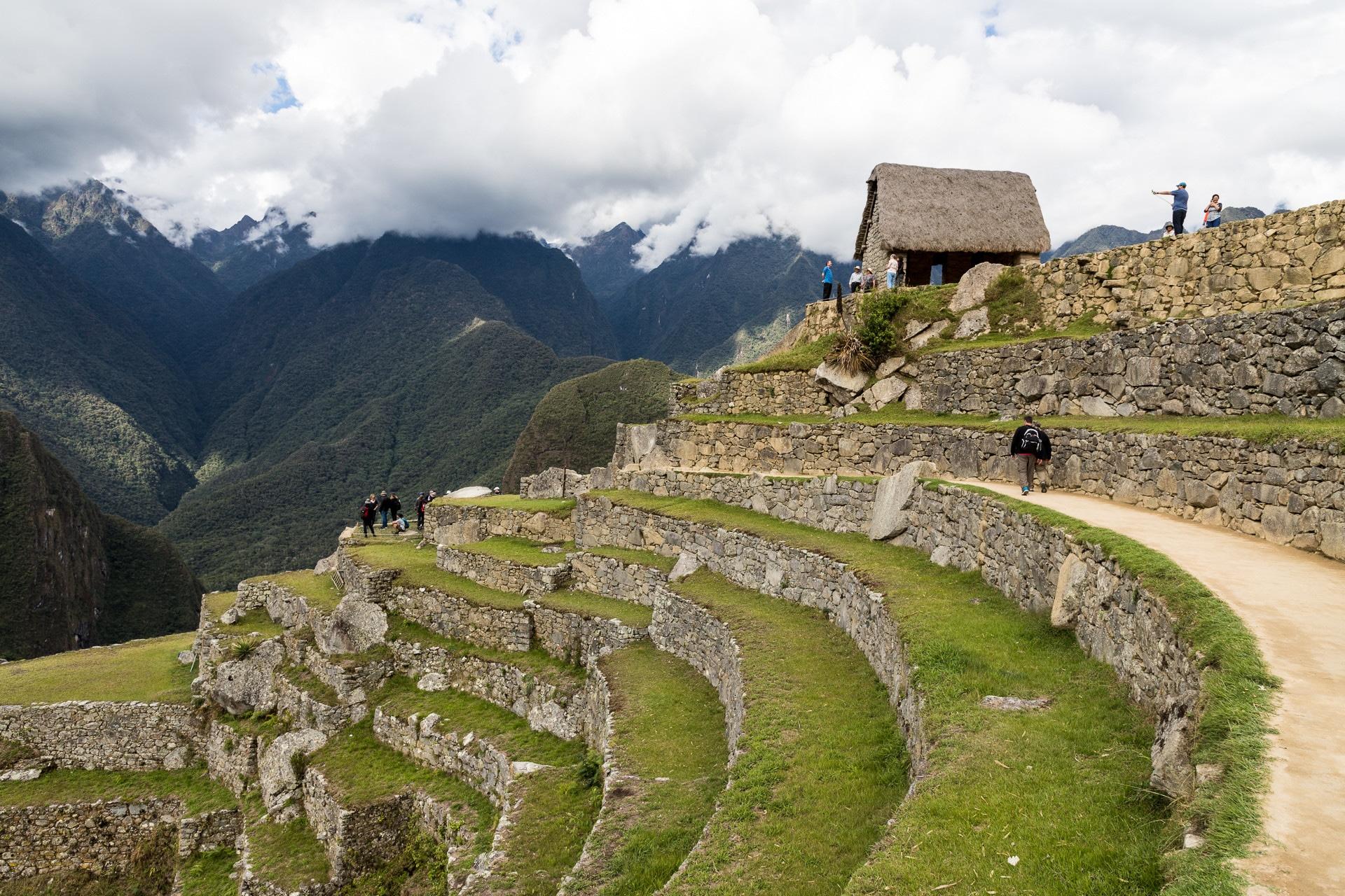 Machu picchu in bildern meine sch nsten fotos der inka for Terrassenanlagen bilder