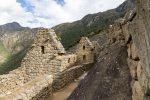 Steinhäuser der Inka