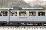 Bahnwaggon von Inca Rail