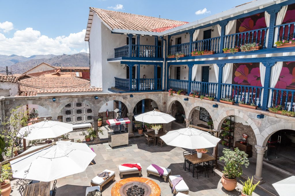 "Hotel ""El Mercado"" by Mountain Lodges of Peru in Cusco"