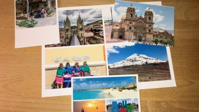 Bild von MyPostcard App – eigene Postkarten vom Handy versenden