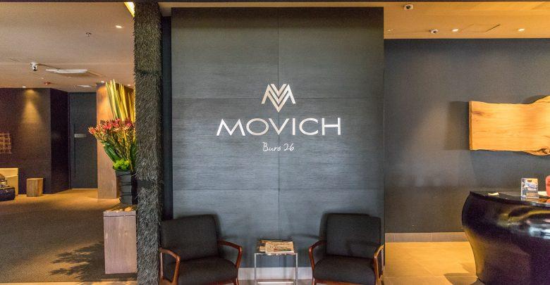 Das Hotel Movich Buró 26 in Bogotá