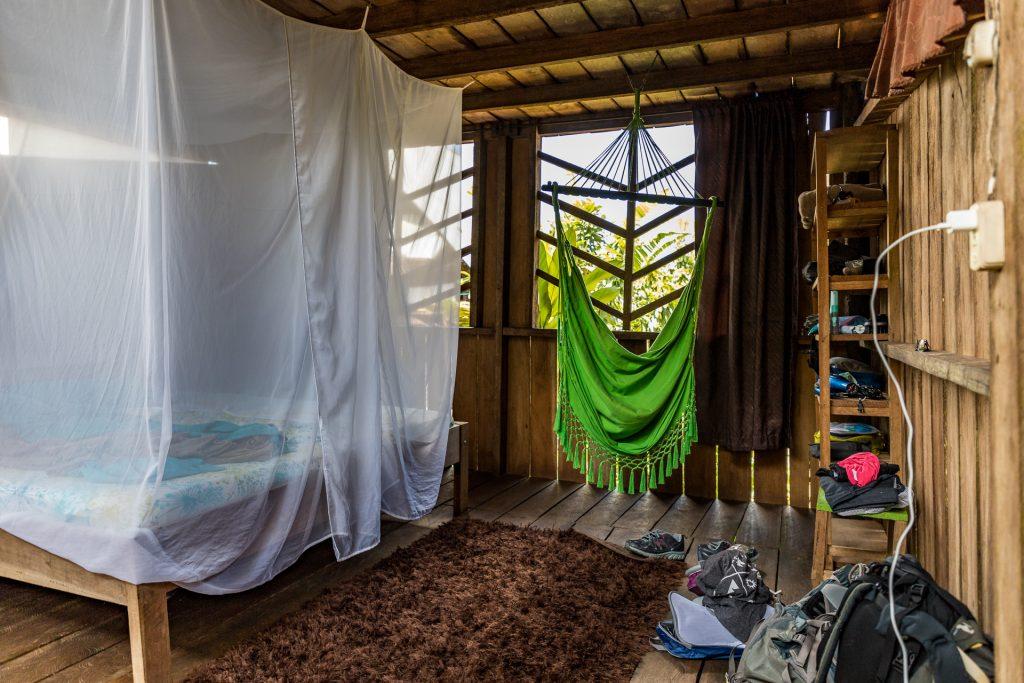 Doppelzimmer in der Casa Gregorio