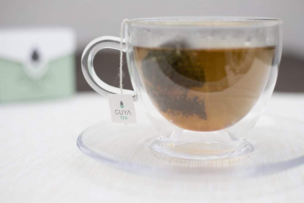Guayusa Tee im Pyramidenbeutel