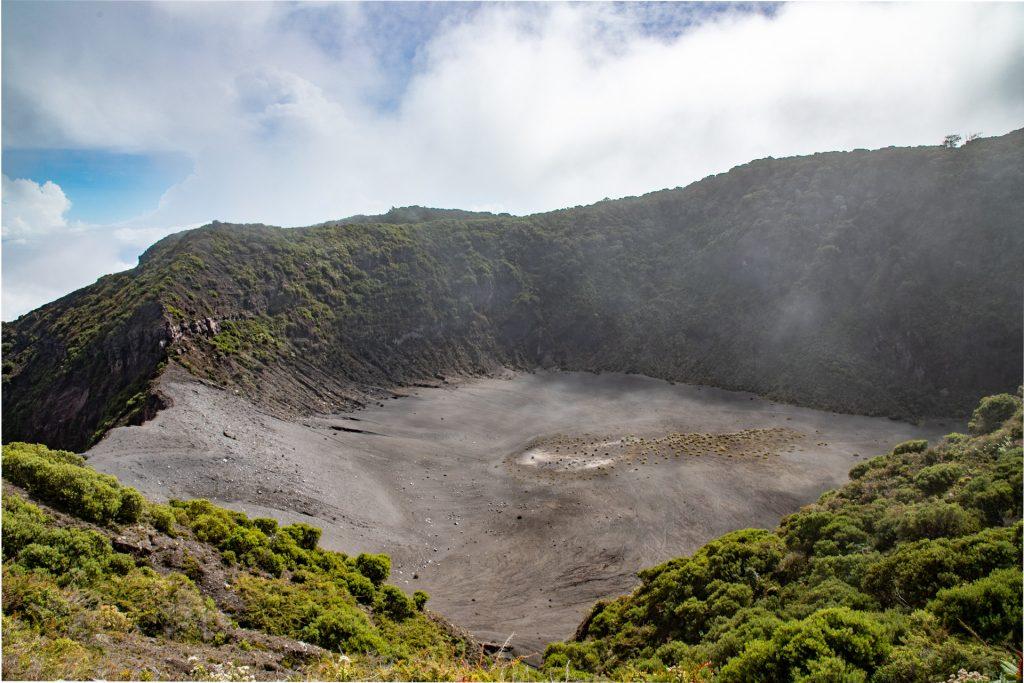 Vulkan Irazú - Krater Diego de la Haya