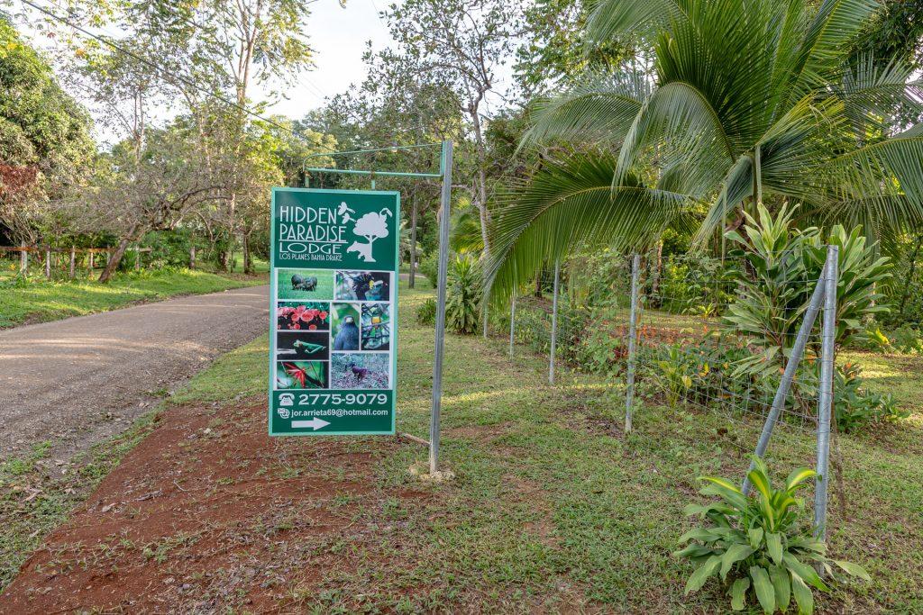 Angekommen in der Hidden Paradise Lodge