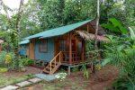 Bungalow der Hidden Paradise Lodge