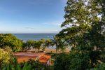 Blick über die Drake Bay in Costa Rica