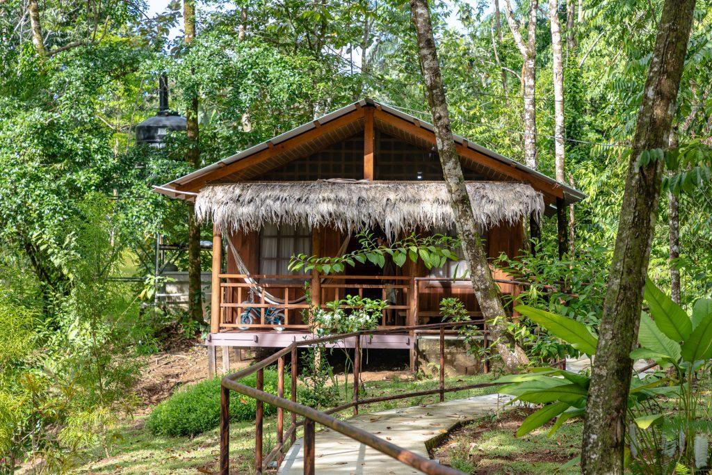 Hidden Paradise Lodge in Drake Bay, Costa Rica