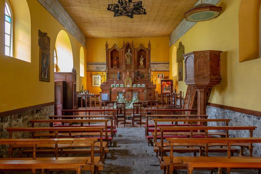 Die zweitälteste Kapelle von Ecuador