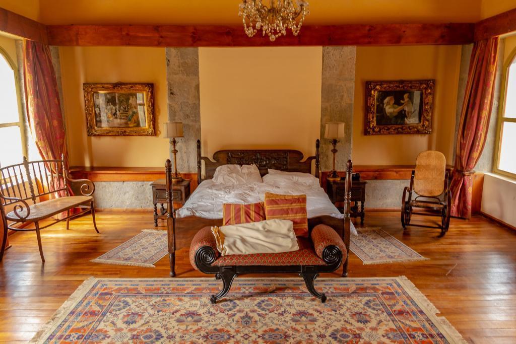 Die Luxus-Suite - Hier hat damals Alexander von Humboldt gewohnt