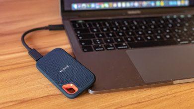 Photo of Sandisk Extreme Portable SSD – die perfekte Festplatte für unterwegs