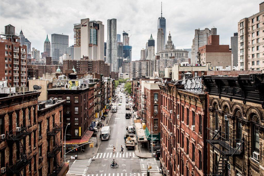 Ein Besuch in Manhattan - mit ESTA problemlos möglich