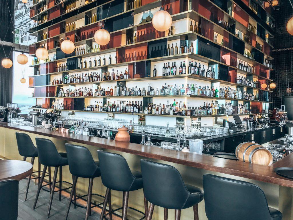 M'Uniqo Rooftop Bar im Hotel Andaz München Schwabinger Tor