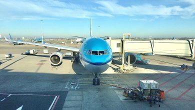 Bild von KLM: Empfehlung zu Masken / Mund-Nasen-Schutz im Flugzeug