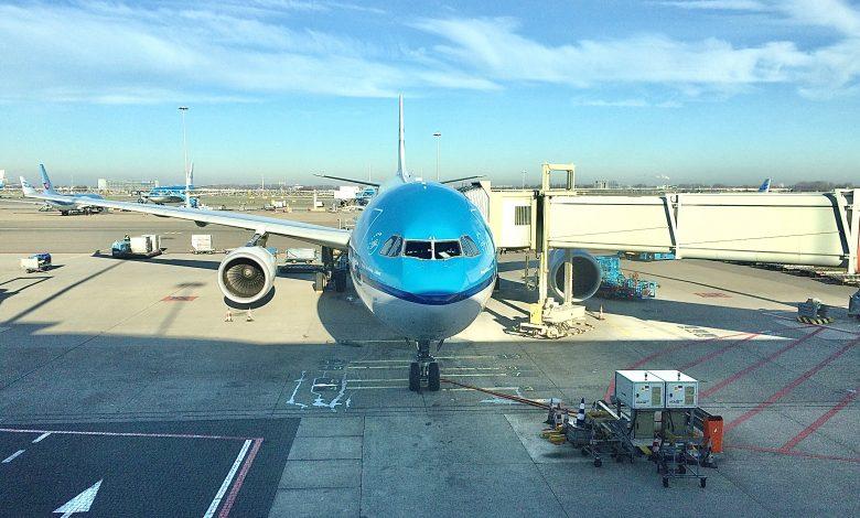 Boeing 777er von KLM