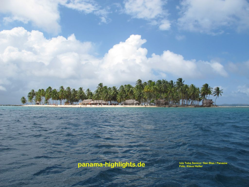 Reiseführer Panama Highlights - San Blas Inseln