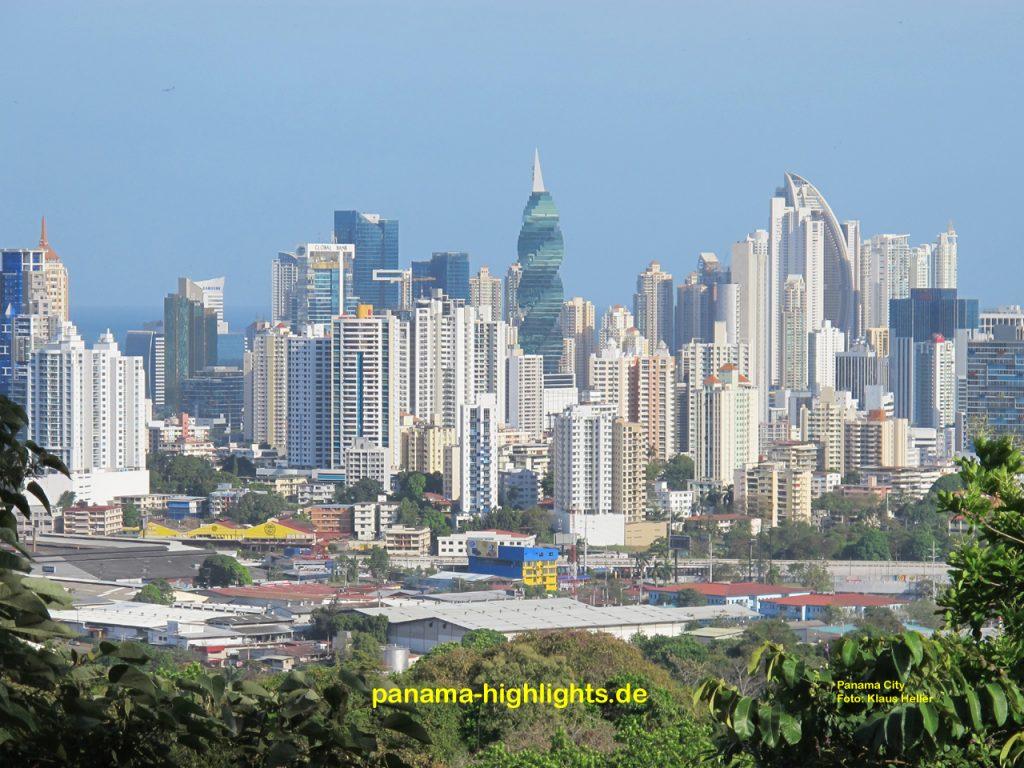 Reiseführer Panama Highlights vom Heller Verlag