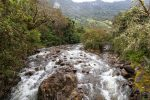 Der rauschende Rio Papallacta