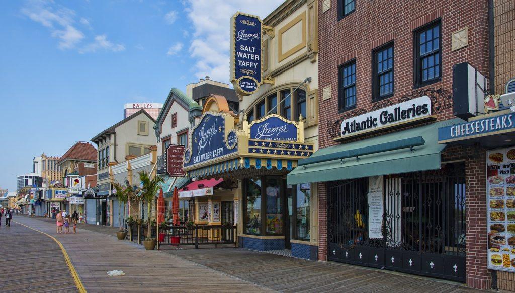 Das Angebot in Atlantic City ist schier grenzenlos