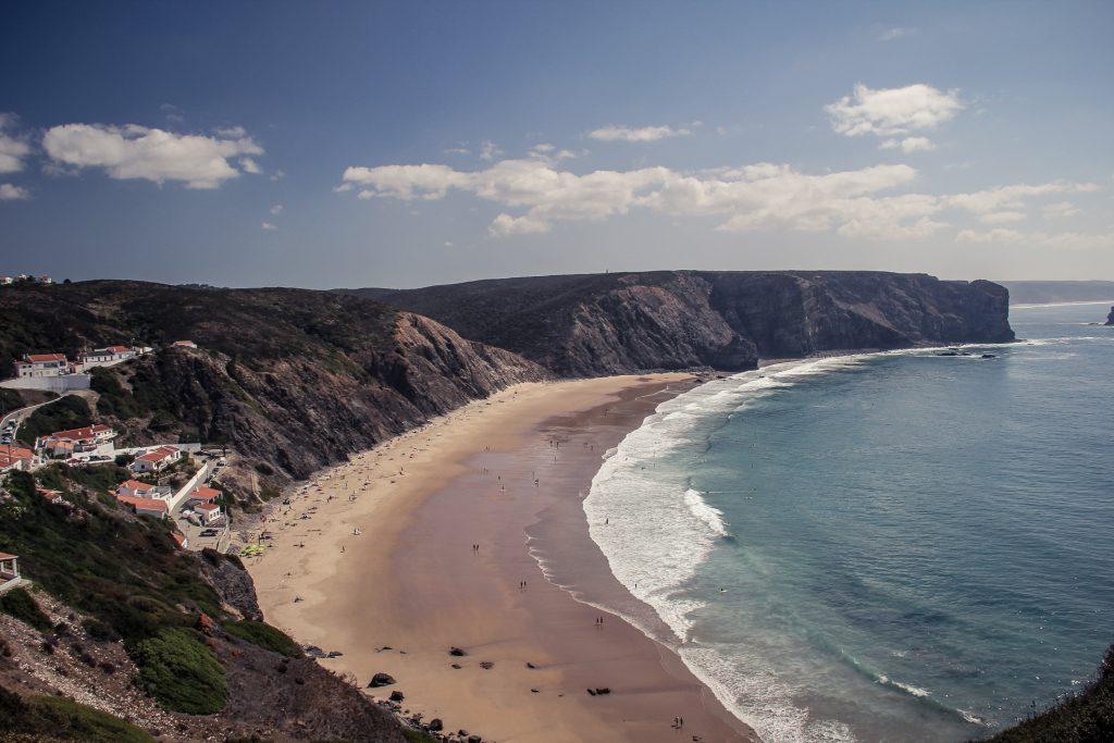 Steilküste am Cabo de São Vicente