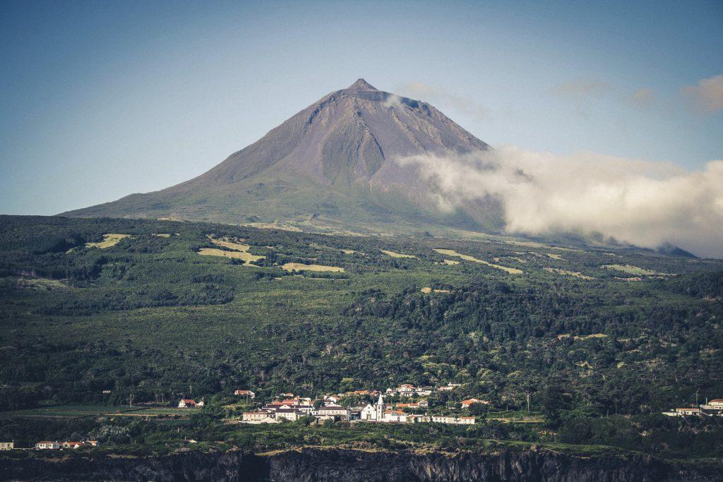 Pico – der höchste Vulkan Portugals