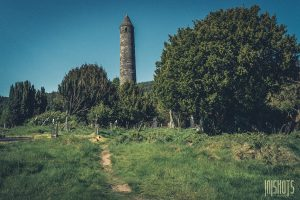 Fotolocations in Irland: Glendalough