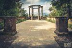 Griechischer Tempel auf Garnish Island