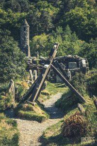 Hochkreuze in Glendalough