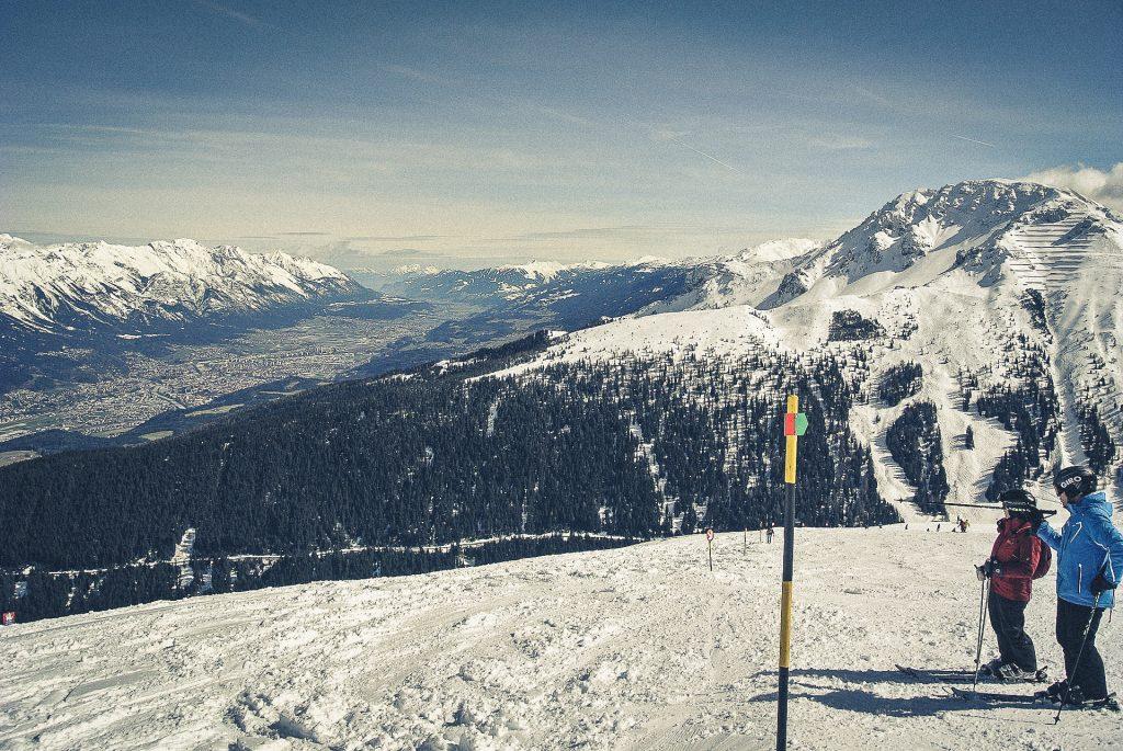 Innsbruck ist ein Mekka für Wintersportler