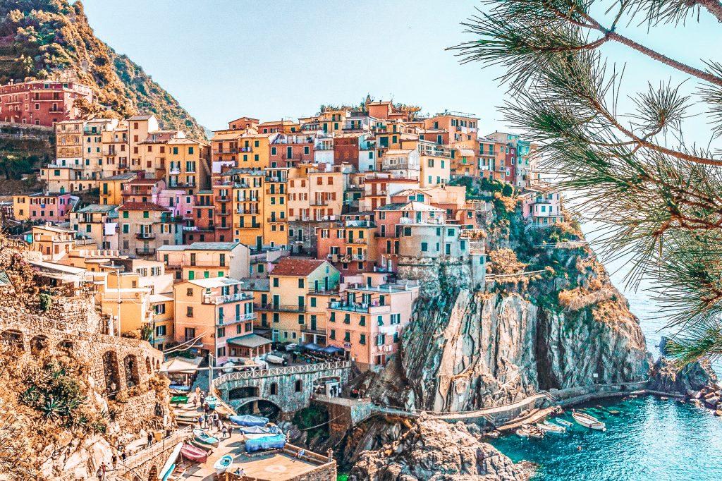 Die schönsten Orte in Italien an der Küste