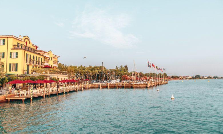 Die schönsten Orte in Italien - der Gardasee zählt sicher dazu