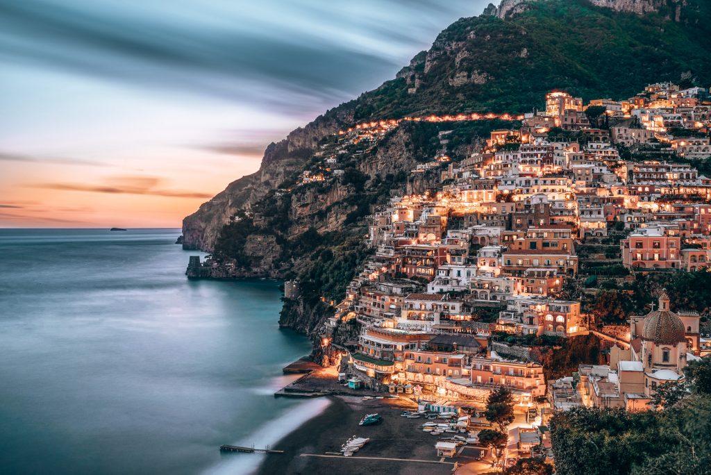 Positano gehört zu den schönsten Orten in Italien