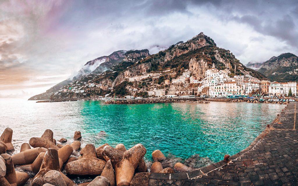 Amalfi - einer der schönsten Orte in Italien