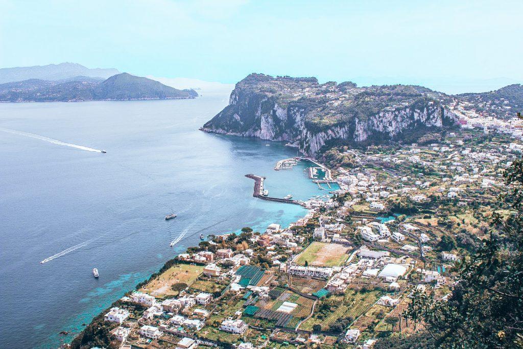 Capri - ganz sicher einer der schönsten Orte in Italien