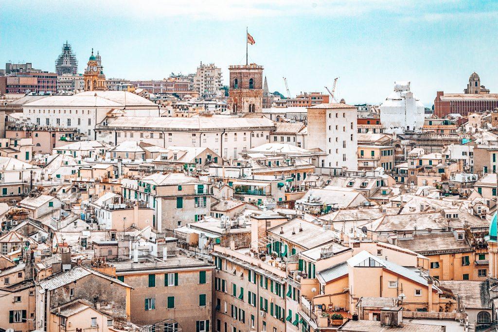 Genua - die Heimat von Christoph Kolumbus