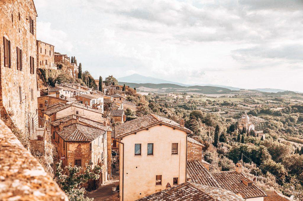 Die Toskana - einer der schönsten Orte in Italien