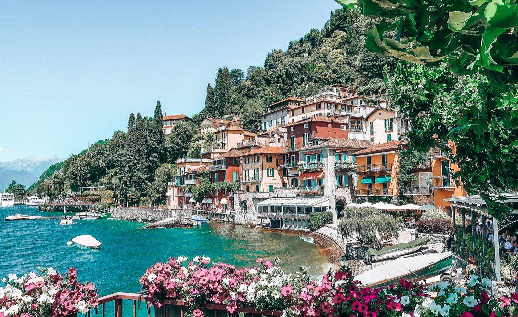 Auch der Comer See ist einer der schönsten Orte in Italien