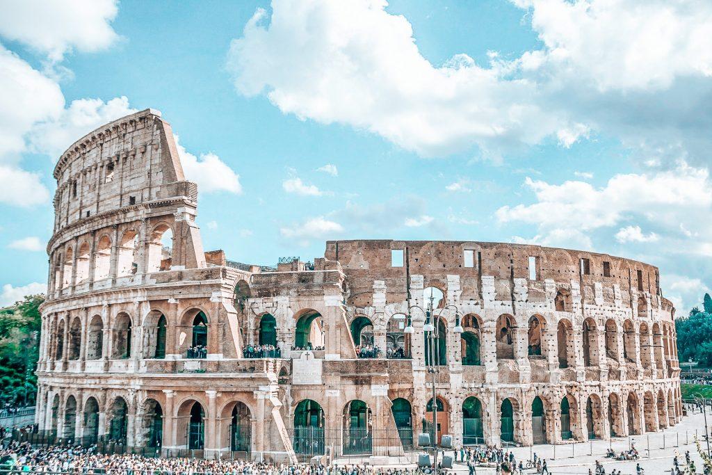 Das Kolosseum in Rom - ein Must-See in Italien
