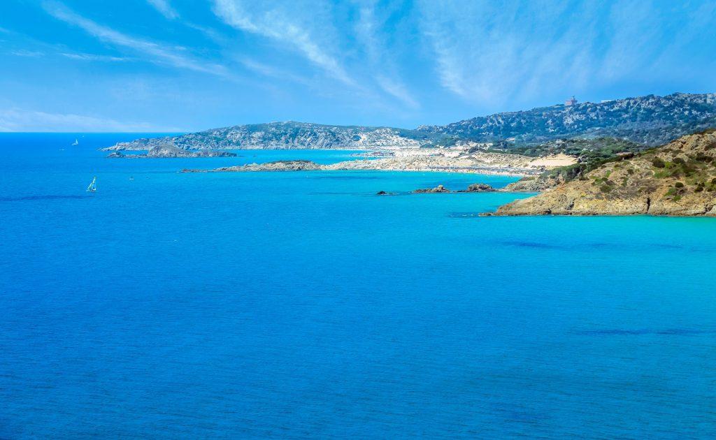 Sardinien - wer möchte hier nicht am Strand liegen?