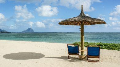 Während Corona nach Mauritius reisen