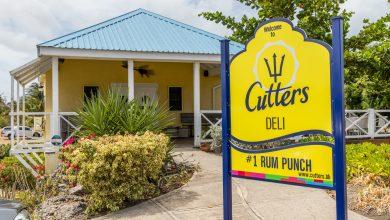 Rum Punch auf Barbados - Cutters Deli