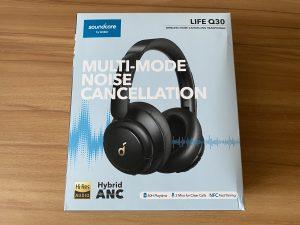 Soundcore Life Q30 Bluetooth Kopfhörer Box