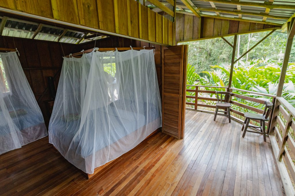 Die Bananito-Lodge in Costa Rica