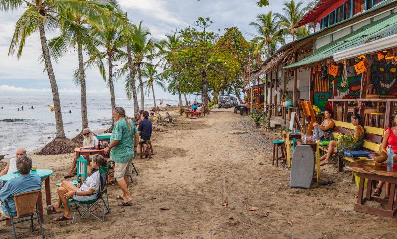 Puerto Viejo - ein Highlight in Costa Rica