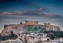 Athen und die Akropolis